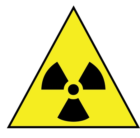 abbildung: Radiation sign