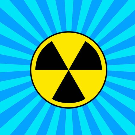 abbildung: Radiation icon