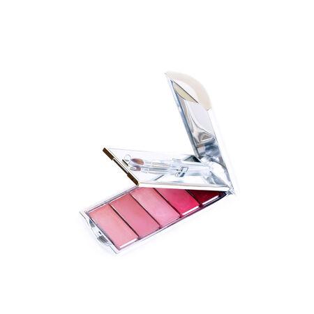 pomatum: Lip gloss palette on white