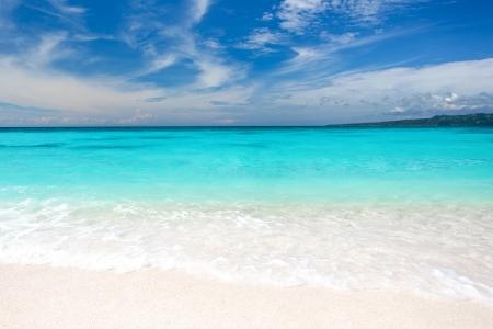 Perfect beach Stock Photo - 24349550