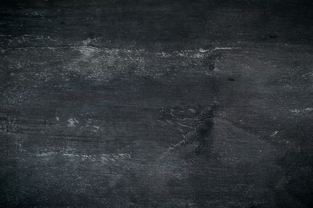 black textured background: Black abstract wooden textured background Stock Photo