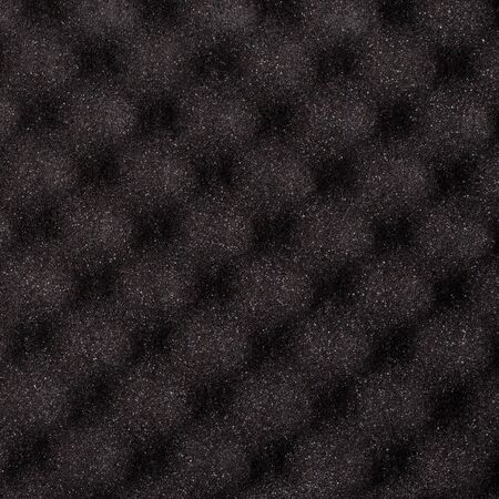 noise isolation: Foam rubber acoustic background