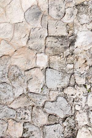ouside: Stone background. Closeup stonewall. Outdoos