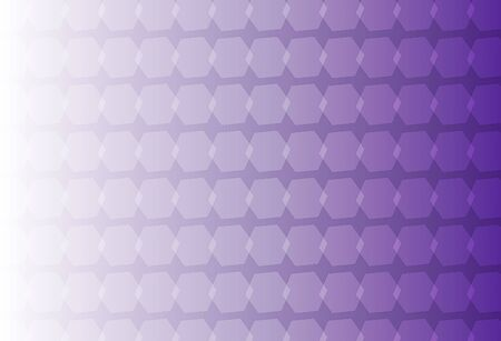 Abstract background design. Illustration of polygon shapes on ultraviolet gradient  Stock Photo