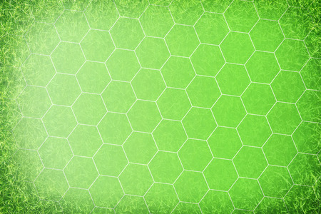Grass background. Top view. Nobody Stock Photo