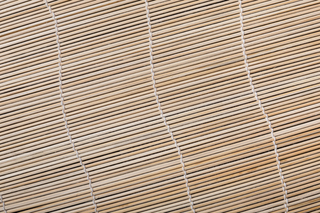Bamboo mat background. Abstract texture Stock Photo