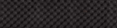 Foam rubber acoustic background. Long banner