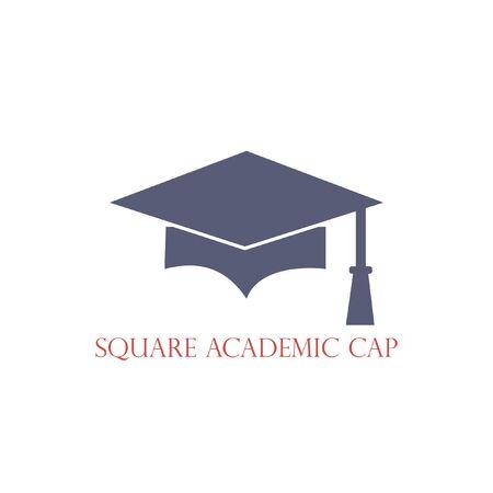 university student: cap of University student, graduate