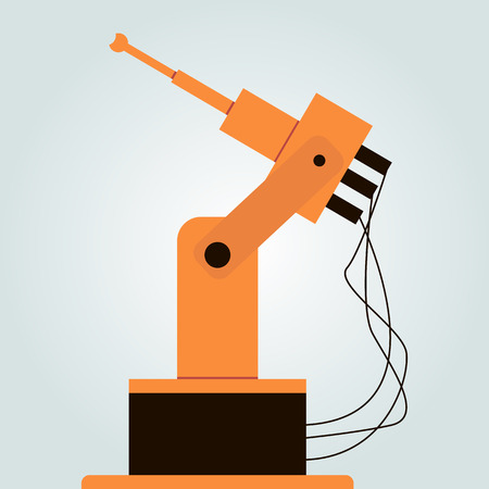 packaging equipment: Robotic arm