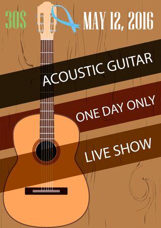 pop musician: guitar performance