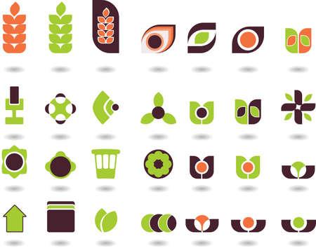 set of logos -28