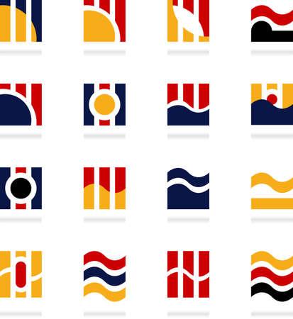 set of logos - media - 12