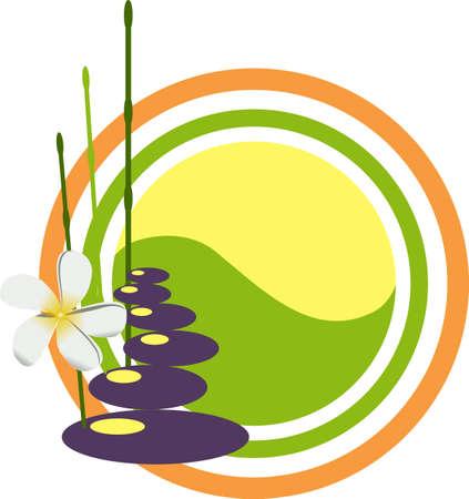 Vector illustration - Oriental style Illustration