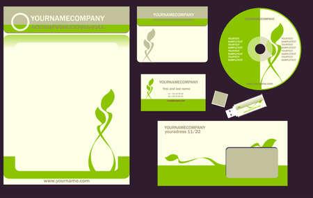 vector corporate identity