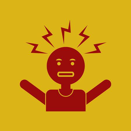 headache man: man headache