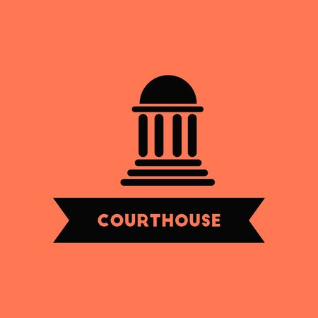 courthouse: courthouse building