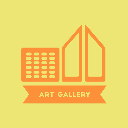art museum: art gallery building