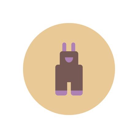 girotondo bambini: icona di stile nei bambini pantaloni di colore cerchio