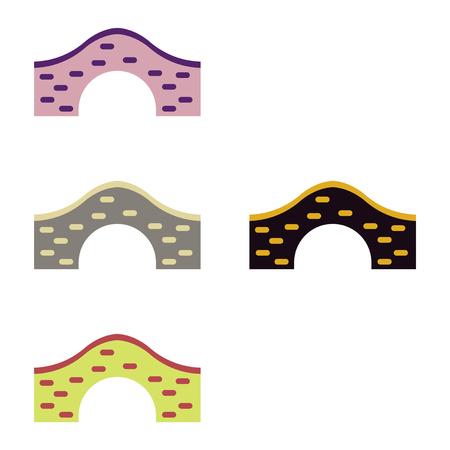 Bridges collection, Brick Bridges set
