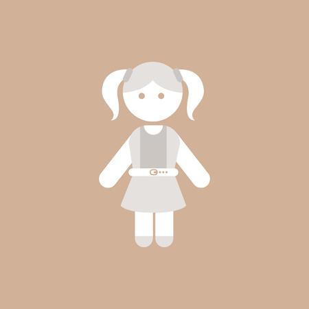 little girl, kid, child, cute girl