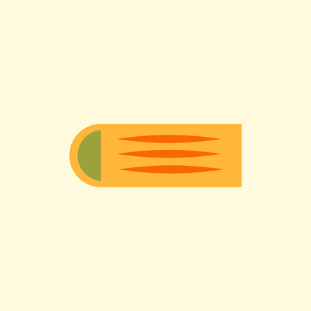 middle eastern food: Street food vector flat style