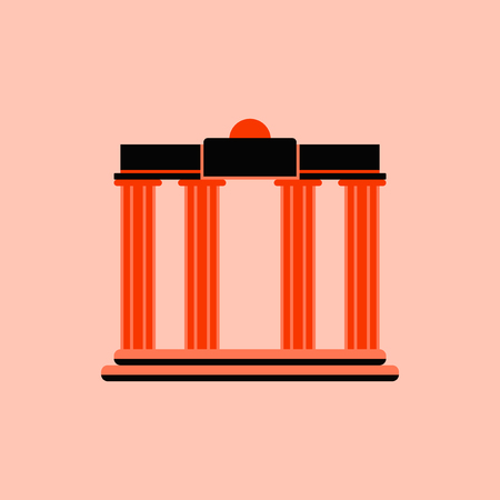 roman column: Architecture greek columns