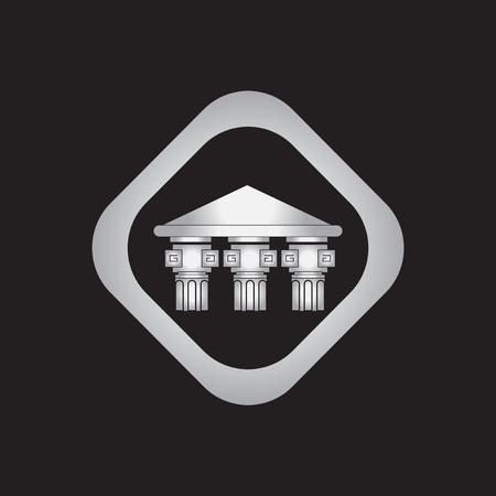 Architecture greek building Doric temple