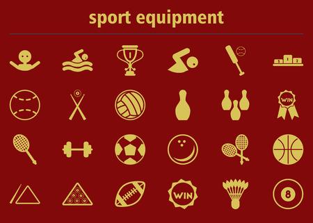 baseball stuff: Sport equipment Collection