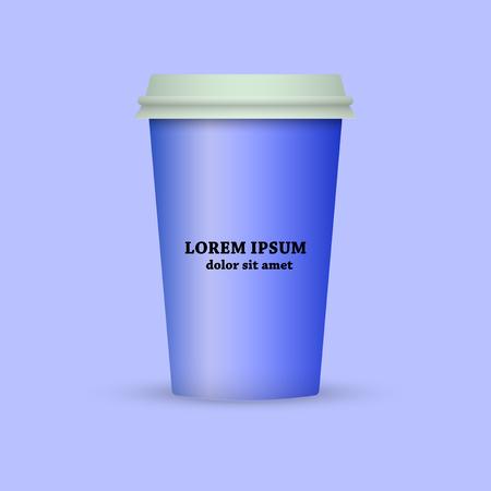 coffee mug vector icon