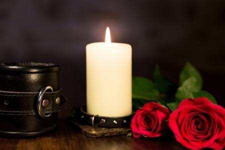 skład zabawek erotycznych, romantyczny i bdsm Zdjęcie Seryjne