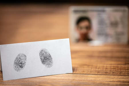 Two fingerprints for the identification card, new law in Germany 2021, PAuswG id card