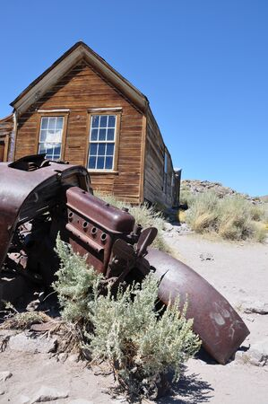 bodie: Ghost town, Bodie CA