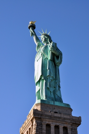 Statue de la Liberté, New-York City, NY, USA
