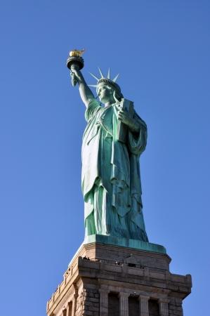 ny: Statue of Liberty, New-york City, NY, USA