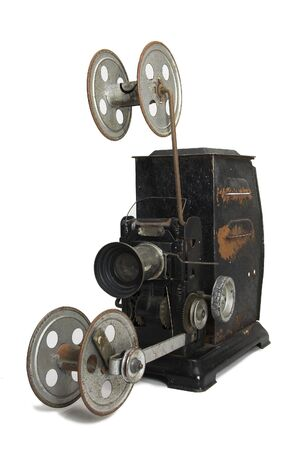 cinematograph: Old projector
