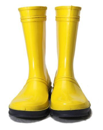 wellingtons: yellow wellingtons 2
