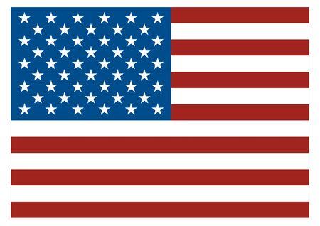 alternatively: USA Flag