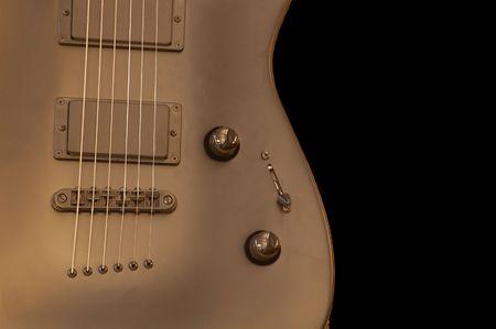 Guitarbody Standard-Bild - 5587412