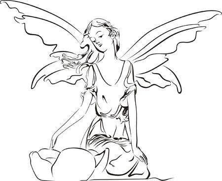 Nymph Fairy Elf