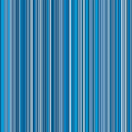 Lots of colorful stripes in blue pattern Standard-Bild