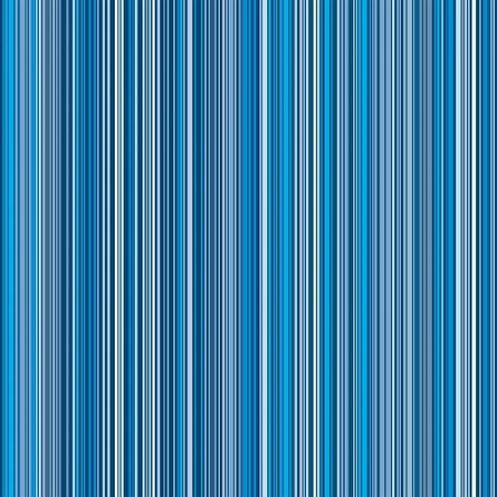 Viele bunte Streifen in Blau Muster Standard-Bild