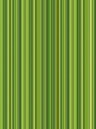 Viele bunte Streifenmuster in grün Lizenzfreie Bilder