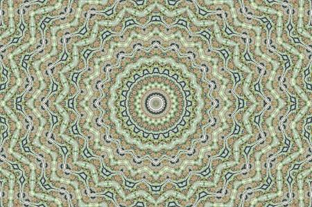 Helle Kaleidoskop Green Star