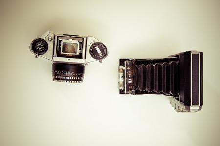 Analoge Kamera Standard-Bild - 30153743