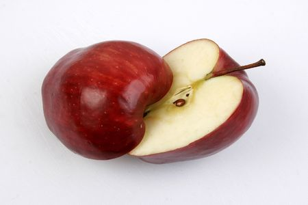 Red Apple Delicious Sliced Cut