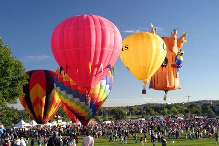 sıcak hava balonu olay pilotlar uçuş