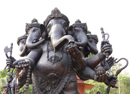 Statue of Ganesh, Chiang Mai, Thailand