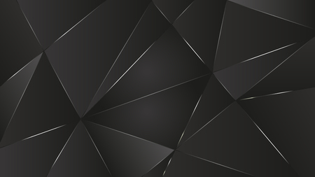 black ground abstract vector graphic light wallpaper concept