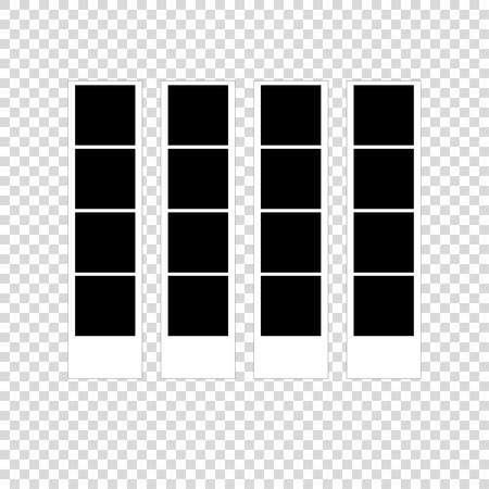 cabina fotografica immagini stampate spazio vuoto per te