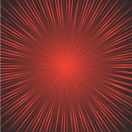 nice advertisement background in red and black colours Ilustração